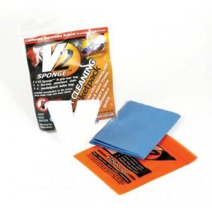 Σφουγγαράκι άμεσου καθαρισμού ζελατίνας κράνους Visorvision V2 Sponge
