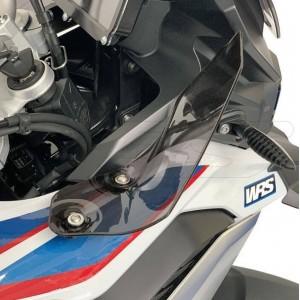 Πλαϊνά βοηθήματα αέρα WRS BMW F 850 GS -20 σκούρο φιμέ