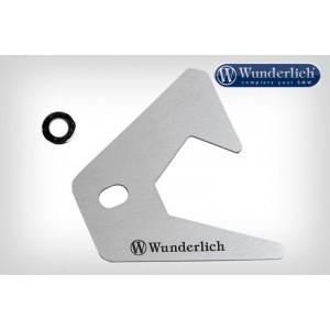 Προστατευτικό κάλυμμα σένσορα ABS Wunderlich BMW R 1250 GS/Adv. ασημί