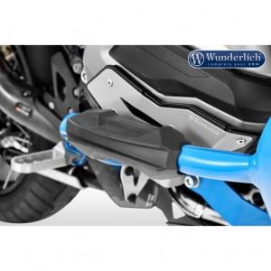 Προστατευτικά για κάγκελα προστασίας κινητήρα BMW R 1250 GS/Adv. μαύρα (σετ)