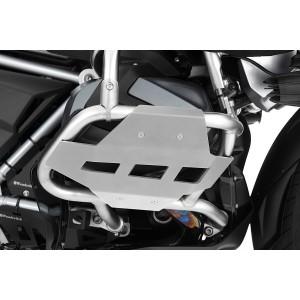 Προστατευτικά κυλίνδρων Wunderlich για OEM κάγκελα BMW R 1250 GS/Adv. ασημί
