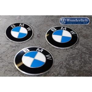 Αυτοκόλλητο έμβλημα Wundelich BMW (82mm)