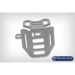 Προστατευτικό δοχείου υγρών εμπρός φρένου Wunderlich BMW R 1200 GS/Adv. 08-13 ασημί