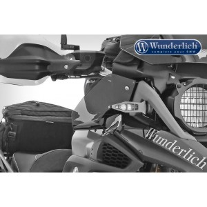 Πλαϊνά βοηθήματα αέρα Wunderlich BMW R 1200 GS LC 17- ελαφρώς φιμέ