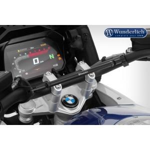 Μπαράκι τιμονιού Wundrelich BMW R 1250 GS/Adv μαύρο