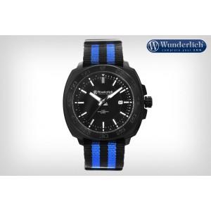 Ανδρικό ρολόι Wunderlich μαύρο