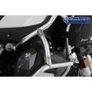 Μπάρες σύνδεσης Wunderlich OEM άνω καγκέλων BMW R 1250 GS Adv. ανοξείδωτο ατσάλι