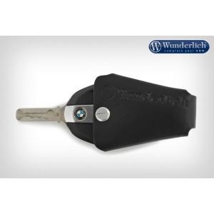 Δερμάτινη θήκη κλειδιού Wunderlich BMW C 400 X/GT μαύρη