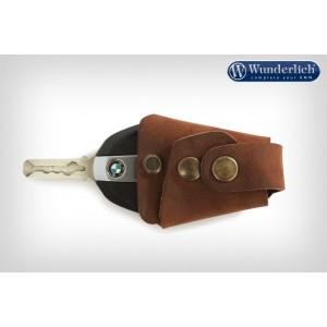 Δερμάτινη θήκη κλειδιού Wunderlich BMW F 750/850 GS/Adv. καφέ