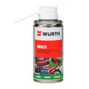 Λιπαντικό διεισδυτικό για πολλαπλή χρήση Multi Wurth 150 ml