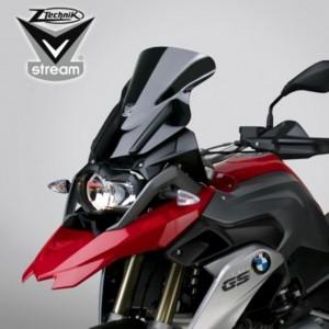 Windscreen National Cycle VStream  BMW R 1200 GS / ADV LC '13- dark grey