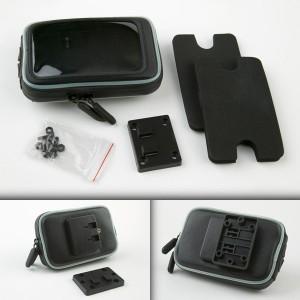 Αδιάβροχη θήκη GPS/κινητού Tech Mount ασφαλείας μικρή