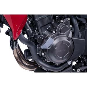 Προστατευτικά μανιτάρια Puig R12 Honda CB 500 F/X 13- μαύρα