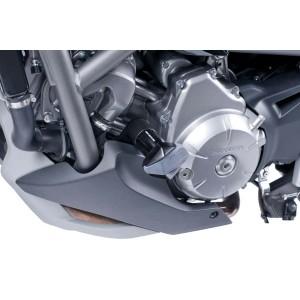 Προστατευτικά μανιτάρια Puig R12 Honda NC 700-750 S/X μαύρα