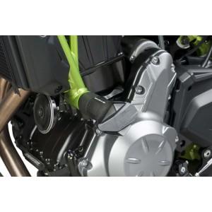 Προστατευτικά μανιτάρια Puig R12 Kawasaki Z 650 μαύρα