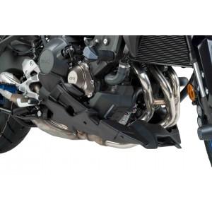 Καρίνα Puig Yamaha MT-09 Tracer/GT μαύρο ματ (για εξάτμιση Akrapovic)