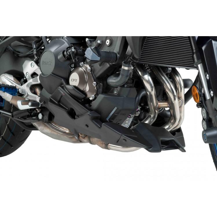 Καρίνα Puig Yamaha MT-09 μαύρο ματ (για εξάτμιση Akrapovic)