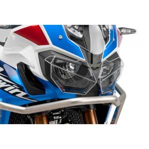 Προστατευτικό φαναριού Puig Honda CRF 1000L Africa Twin/Adventure Sports διάφανο
