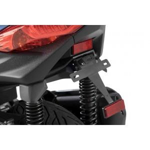 Αναδιπλούμενη βάση πινακίδας Puig Yamaha X-Max 300 17-