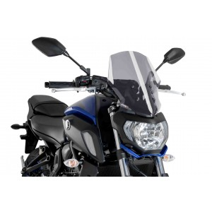 Ζελατίνα PUIG New Generation Naked Touring Yamaha MT-07 18- ελαφρώς φιμέ