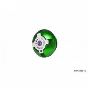 Τάπα λαδιού Puig Hi-Tech Triumph Trident 660 πράσινη