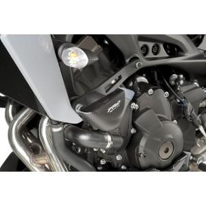 Προστατευτικά μανιτάρια PUIG Pro Yamaha MT-09 μαύρα