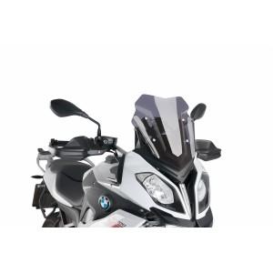 Ζελατίνα PUIG Racing BMW S 1000 XR σκούρο φιμέ