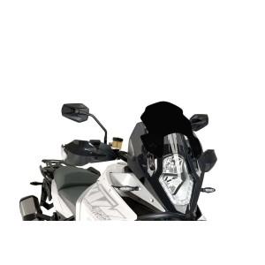 Ζελατίνα Puig Racing KTM 1290 Super Adventure/T μαύρη