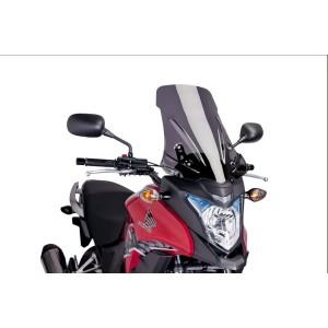 Ζελατίνα Puig Touring Honda CB 500 X 13-15 σκούρο φιμέ