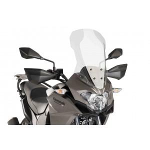Ζελατίνα Puig Touring Kawasaki Versys X-300 διάφανη