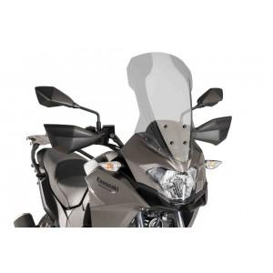 Ζελατίνα Puig Touring Kawasaki Versys X-300 ελαφρώς φιμέ