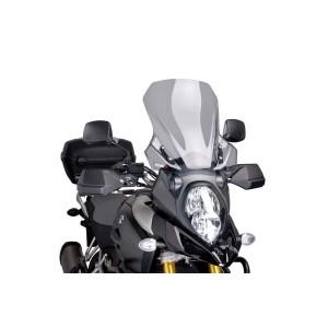 Ζελατίνα Puig Touring Suzuki DL 1000 V-Strom 14- ελαφρώς φιμέ