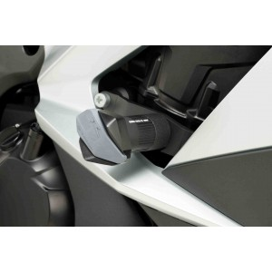 Προστατευτικά μανιτάρια Puig R12 Kawasaki Z 1000 SX 17- μαύρα