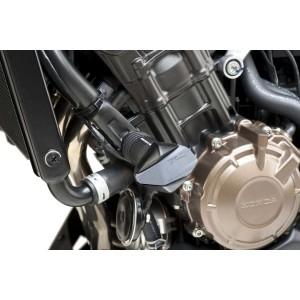 Προστατευτικά μανιτάρια Puig R12 Honda CB 650 F 17- μαύρα