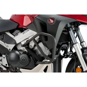 Προστατευτικά κάγκελα Puig Honda VFR 800 CrossRunner 15- μαύρα