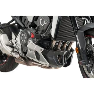 Καρίνα Puig Honda CB 1000 R Neo Sports Cafe μαύρο ματ (για εργοστασιακή εξάτμιση)