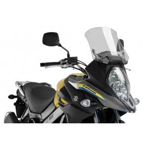 Προστατευτικό φαναριού Puig Suzuki DL 650 V-Strom 17- διάφανο
