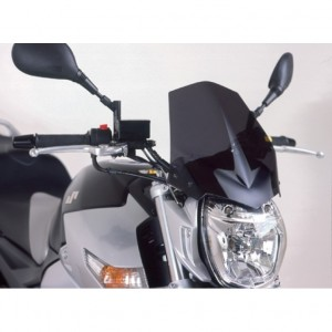 Ζελατίνα Puig Naked New Generation Sport Suzuki GSR 600 σκούρο φιμέ