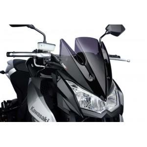 Ζελατίνα Puig Naked New Generation Sport Kawasaki Z 1000 10-13 σκούρο φιμέ