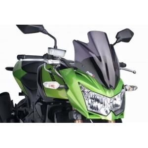 Ζελατίνα Puig Naked New Generation Sport Kawasaki Z 750 / R 07-12 σκούρο φιμέ