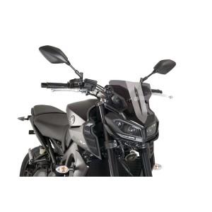 Ζελατίνα PUIG Naked New Generation Sport Yamaha MT-09 17- σκούρο φιμέ