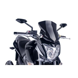 Ζελατίνα Puig Naked New Generation Sport Suzuki Inazuma 250 μαύρη