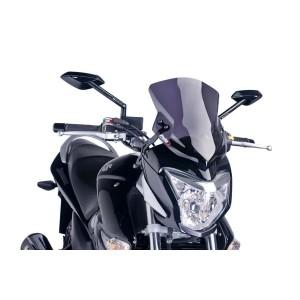 Ζελατίνα Puig Naked New Generation Sport Suzuki Inazuma 250 σκούρο φιμέ
