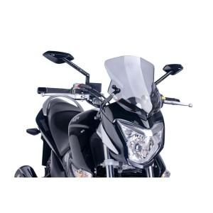 Ζελατίνα Puig Naked New Generation Sport Suzuki Inazuma 250 ελαφρώς φιμέ