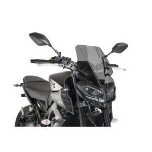 Ζελατίνα PUIG Naked New Generation Touring Yamaha MT-09 17- σκούρο φιμέ