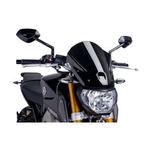 Ζελατίνα PUIG Naked New Generation Touring Yamaha MT-09 -16 μαύρη