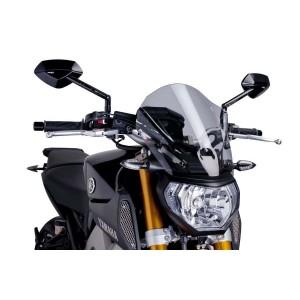 Ζελατίνα PUIG Naked New Generation Touring Yamaha MT-09 -16 ελαφρώς φιμέ