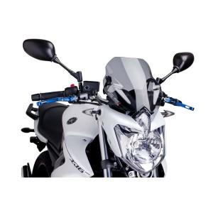 Ζελατίνα Puig Naked New Generation Sport Yamaha XJ6 ελαφρώς φιμέ
