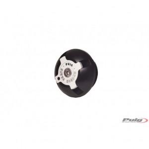 Τάπα λαδιού Puig Hi-Tech Honda CB 125 F μαύρη
