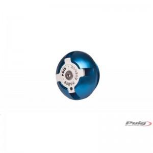 Τάπα λαδιού Puig Hi-Tech Kawasaki Z 800 μπλε